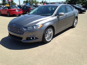 2013 Ford Fusion -