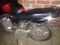 Bike for spares engine works
