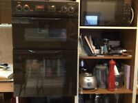 Aeg electric double oven