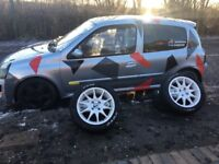 ** CLIO RALLY/TRACK CAR ** 1yrs MOT** OFFERS OR SWAPS**