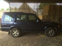 Landrover Discovery TD5 2002