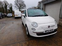 2012 Fiat 500 good condition,low mileage