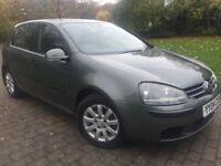 2004 Volkswagen Golf 1.9 TDI 5 Door cheap to run and insure
