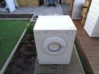 crusada tumble dryer 4 kg load