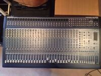 Behringer MX3282A Eurodesk Mixer (32 channel Desk)