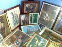 Large Collection Of Original Artists Prints