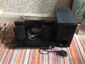 Sony 5.1 surround sound DVD player