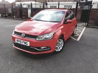 Volkswagen polo low mileage
