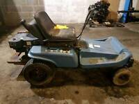 Dixon commercial zero tail ride on mower tractor