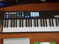 Alesis VX49 Advanced USB MIDI Controller (As New)