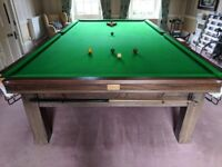 Full Size Snooker Table (and accessories)