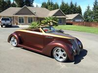 1937 Ford Convertible