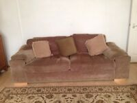 ((( Super Comfy: 3 Seater, 2 Seater & 1 Seater Sofas In great Condition £150 )))