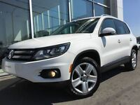 2012 Volkswagen Tiguan ** AWD SPORTPACK CUIR + TOIT PANORAMIQUE