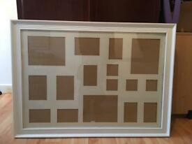 Brand new large collage frame (Matalan) 80cm x 110cm RRP £35