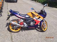 Honda CBR125 RS-6 / Repsol Colours - 2007