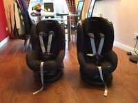 2 x Maxi-Cosi Tobi Car Seat's - Black Jacquard (Mothercare Exclusive) £50 Each or 2 for £90