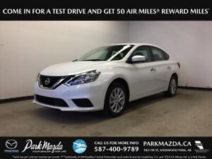 2018 Nissan Sentra SV FWD - Bluetooth, Backup Cam, Heated Front
