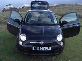 Fiat 500 Full Service History & receipts Very good condition inside & out