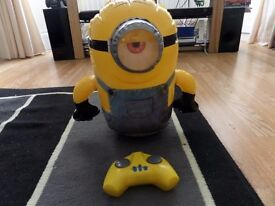 Inflatable Remote Control Minion - Stuart
