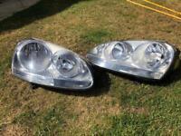 MK5 Golf Headlights genuine Hella original