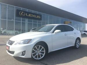 2012 Lexus IS 250 AWD**LEATHER POWER MOON ROOF**