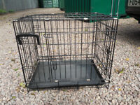 Puppy/ Small dog travel cage