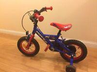 "Huffy Patriot toddlers bike 12"""