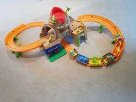 Dinosaur train - train set