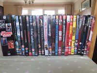 Assorted Action / Superhero DVDs