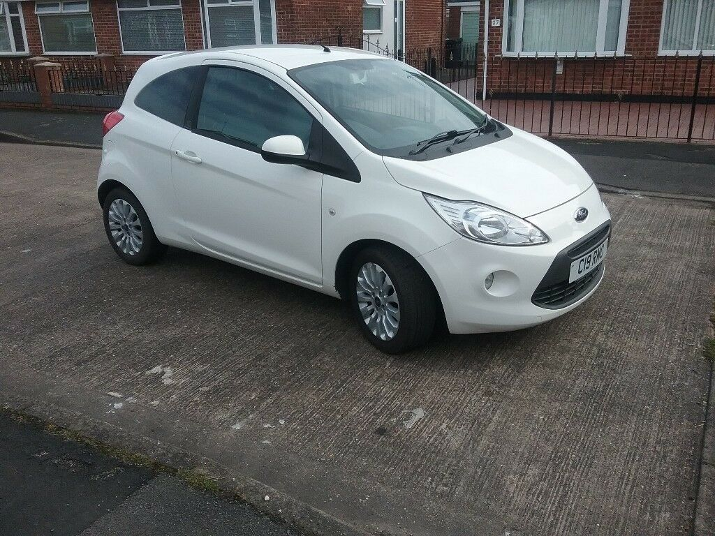 For Sale Ford Ka Zetec