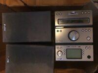 Pure DAB stereo system DMX 50 *repair*