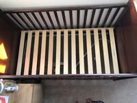 Baby Cot Bed with Cot Bed Mattress