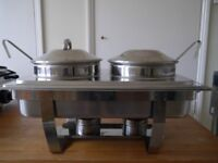 Olympia Bain Marie Chafing Set