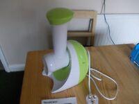 New sorbet maker
