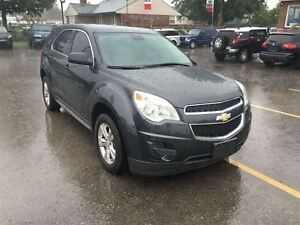 2012 Chevrolet Equinox LS,  4 Cyl Great on Gas, Very Clean and M London Ontario image 7
