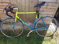 Classic 80's Nigel Dean Reynolds Frame Touring Bike