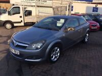 2005 VAUXHALL ASTRA 1.6 COUPE NEW MOT SUPERB DRIVE TIDY CAR CHEAP BARGAIN READY TO GO FULL HISTORY !