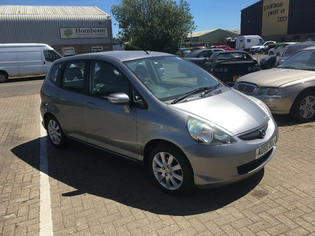 2005 1.4 Honda Jazz....2 Owners...Full Service History....97,000  Miles...P/X Welcome....12 Mth MOT