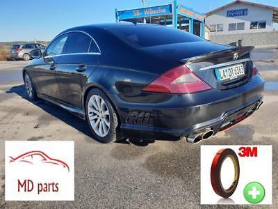 Mercedes Benz CLS W219 Carbon Spoiler / Heckspoilerlippe/Abrisskante