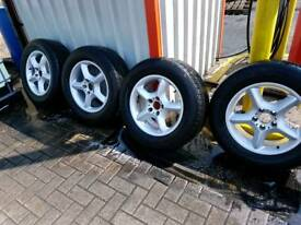 Bmw x5 alloys. 2006