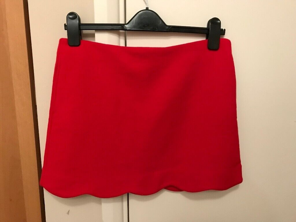 04b140886591 Red Valentino designer wool-blend skirt, never worn in perfect condition