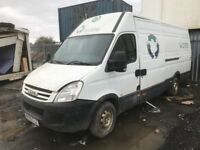 Iveco daily van parts available