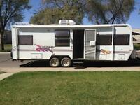 '96 Fleetwood Euroway travel trailer $5000 OBO