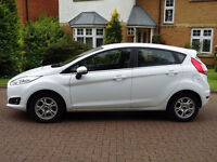 2013, FORD FIESTA 1.6 ZETEC ECONETIC TDCI 5d 94 BHP FULL SERVICE RECORD, PARKING AID