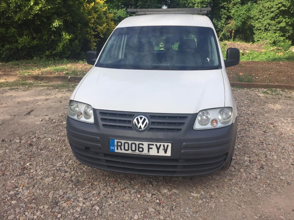 Volkswagen caddy 1.9sdi no offers priced to sell