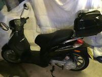 Piaggio Liberty 50 2T Moped