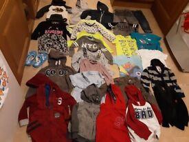 Boys clothes bundle aged 3-4