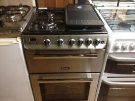 Range master 60cm gas cooker (double gas oven)