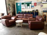 Two Seat Sofa Set - Delivery Available